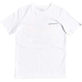 Quiksilver Lazy Sun T-shirt Homme, snow white